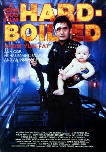 Hard Boiled Poster