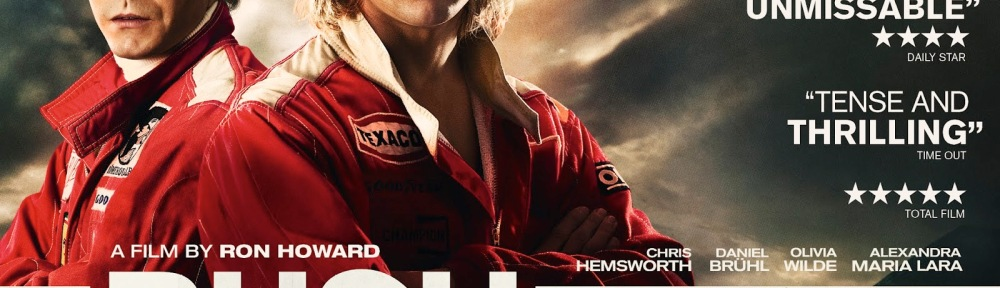 Hunt(er), Better, Faster, Lauda – Rush (2013) Review | Kyle