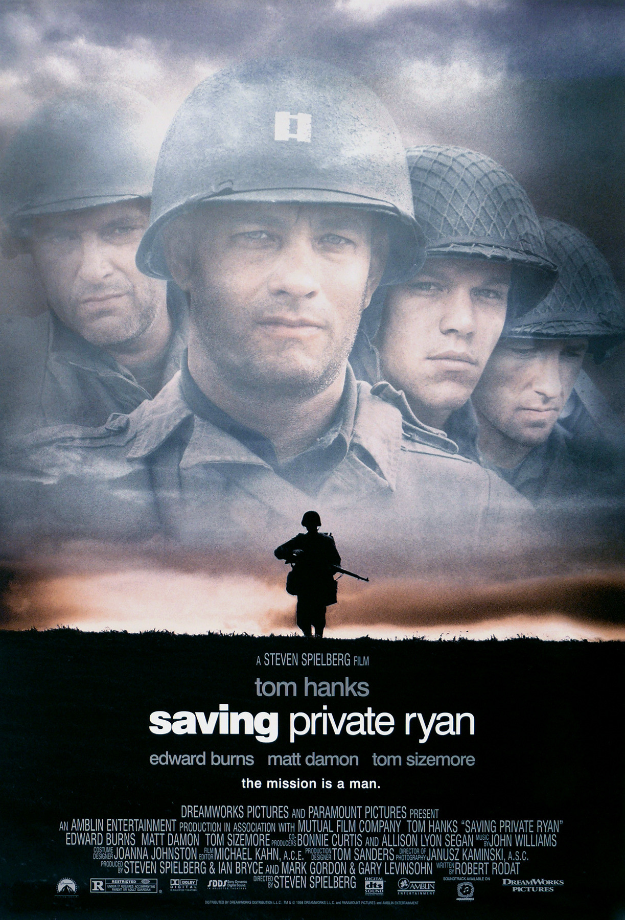 saving private ryan accuracy review As family-night entertainment, ryan is a casualty but as a morality tale underscoring the horror of armed combat, it accomplishes its mission brilliantly.
