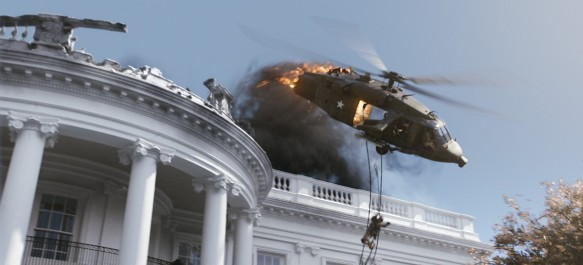 Helicopter casualties are unusually high in both films.