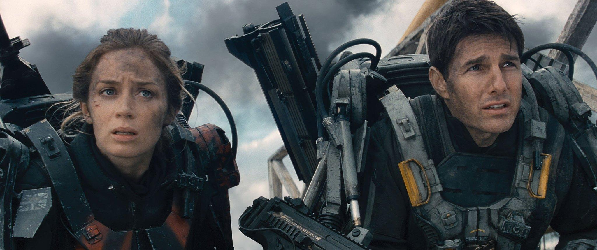 Cruising for a Bruising – Edge of Tomorrow (2014) Review ...