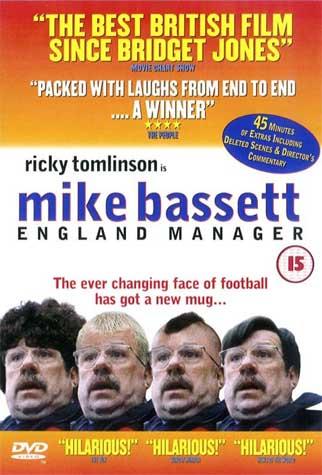 Mike Bassett Poster