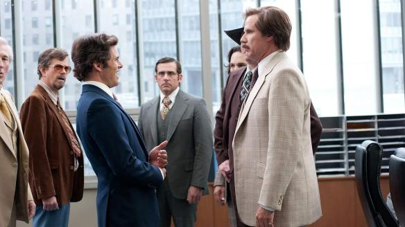Anchorman 2 Ron Jack