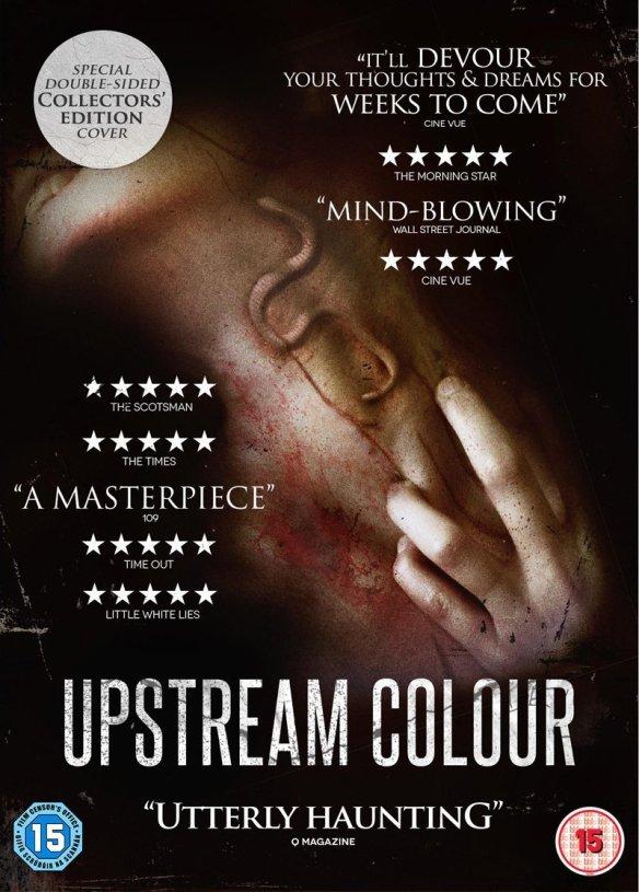 Upstream Colour DVD