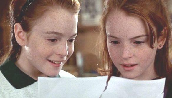 """Elementary, my dear Lohan."""