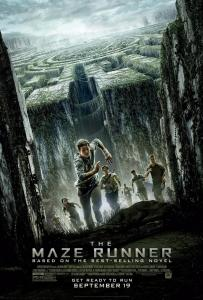 The Maze Runne Poster