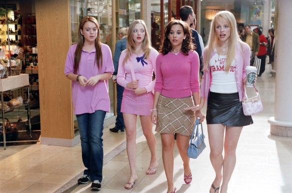 Mean Girls mall